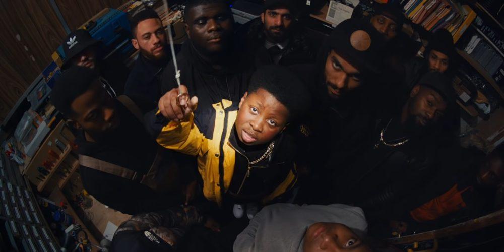 Wiley, Sean Paul, Stefflon Don feat. Idris Elba - Boasty (Henry Scholfield)