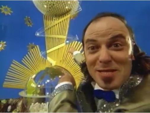 Ligabue – A che ora è la fine del mondo? (Francesco Fei), 1994